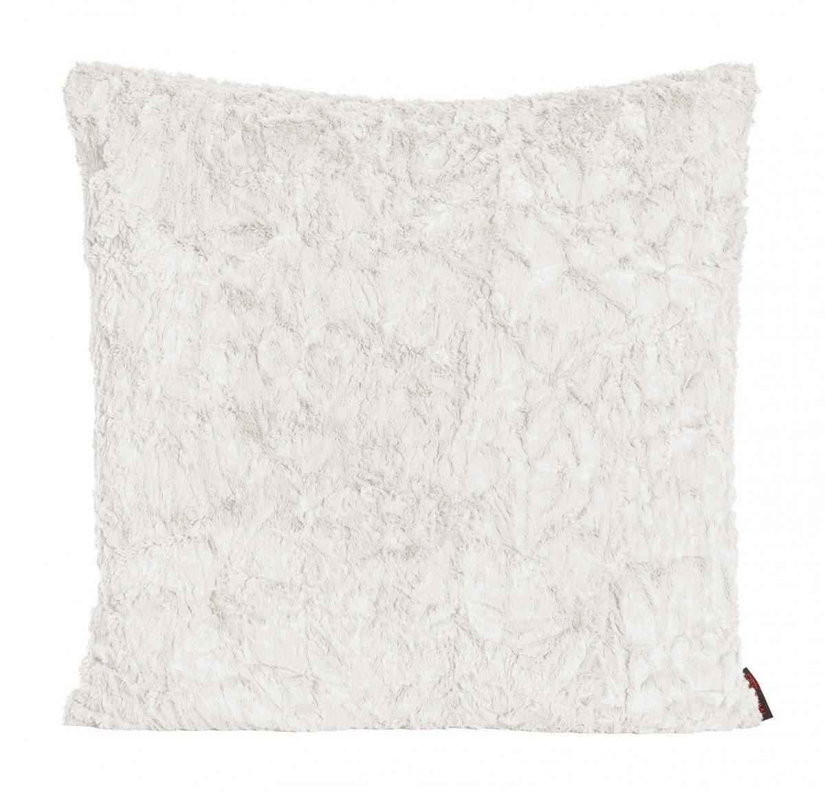 Funda de almohada de 70 x 70 cm colour blanco y cojín de ...