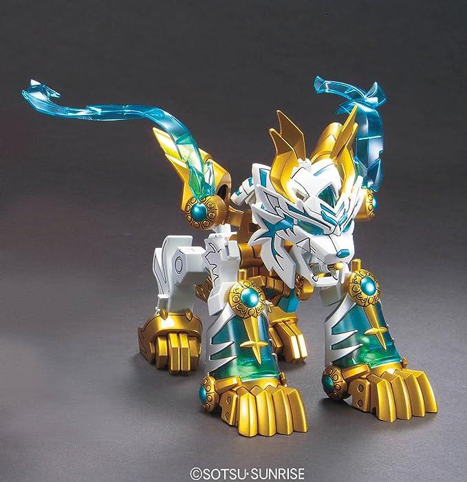 Quan Bb Sun Phosphorus Gundam Sd Senshi Emperor Tiger Roar b7gyYm6Ivf