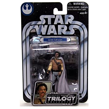 Buy Star Wars Original Trilogy Collection Otc Lando Calrissian General 37 Online At Low Prices In India Amazon In