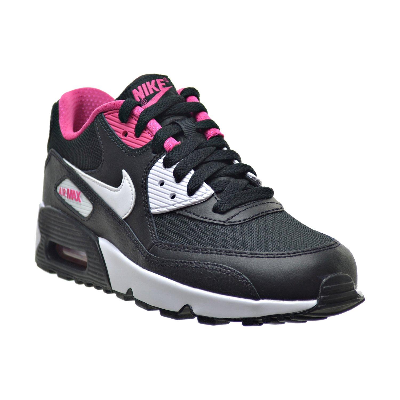 Nike Air Max 90 Mesh Gs 833340 002 | White, Black, Pink