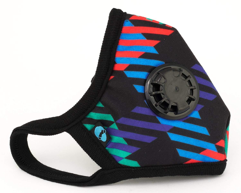Cambridge Mask Co Pro Anti Pollution N99 Washable Military Grade Respirator with Adjustable Straps - Newton S Pro