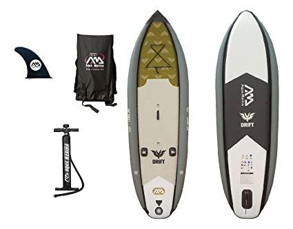 Amazon.com: Aqua Marina Drift Pesca Stand-up de surf de remo ...