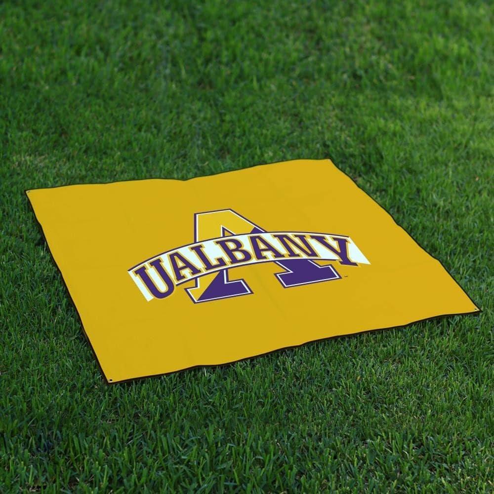 Albany SUNY Great DanesテールゲートBlanket Legacy B072LFWNK6