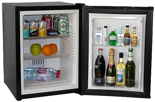 caldura 40 litre compact mini fridge black amazon co uk large