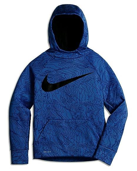 Capucha Sudadera Therma Niños Con Fleece Impreso Nike Formación BC4wfUwT
