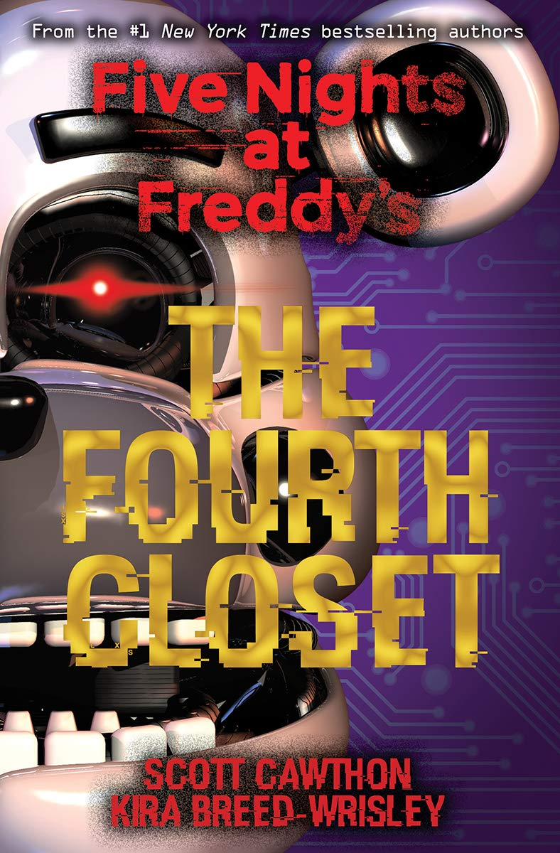 Download The Fourth Closet (Five Nights at Freddy's) PDF