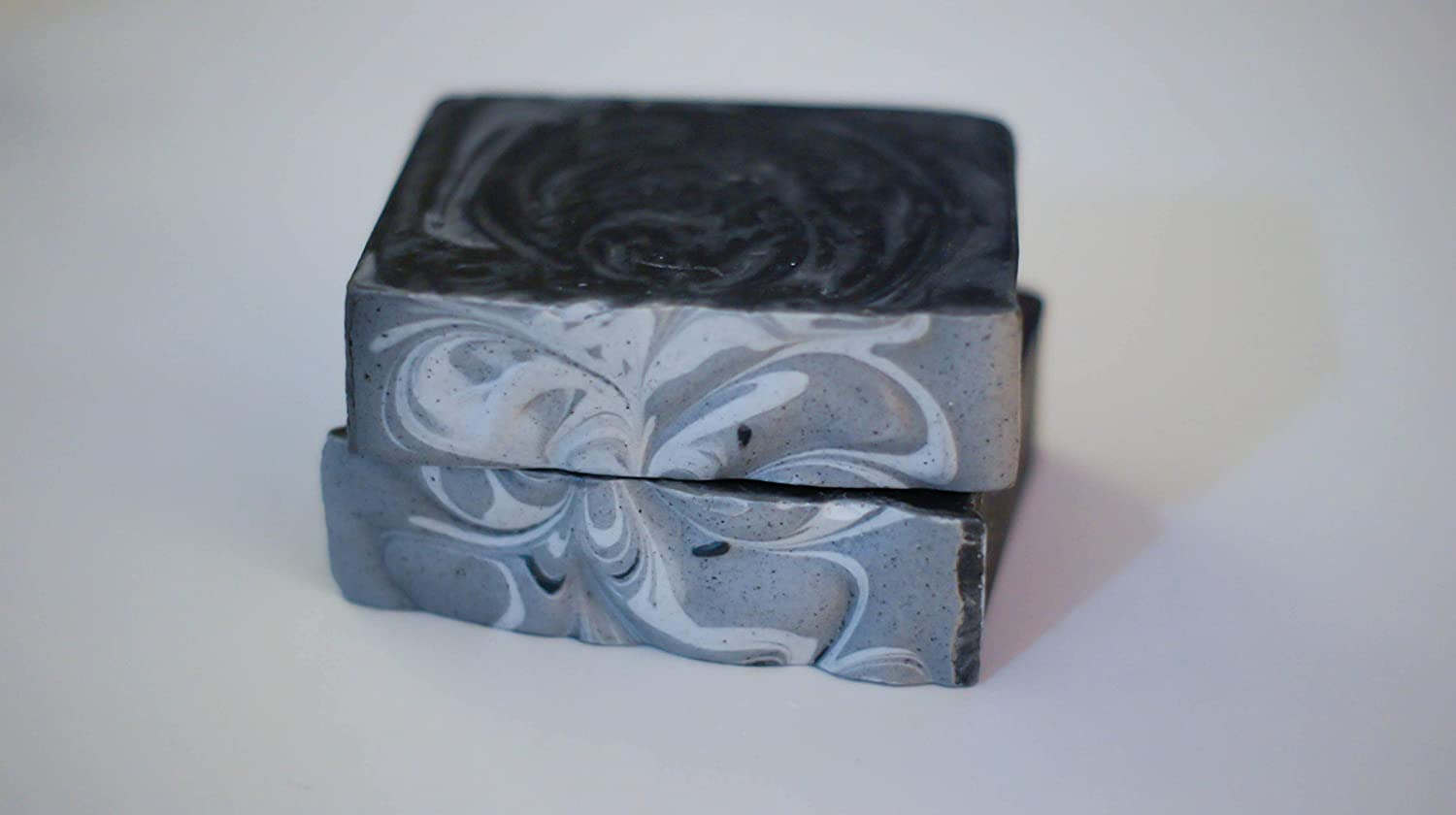 African Black Soap Skin Care Products with Activated Charcoal. Organic. Handmade. Essential Oils Infused Bar Soap. Our Fresh Version. Heal Face and Body Acne, Eczema, Psoriasis. Clear up Skin Conditions. Ideal Gift Foul Mouthed Spiritualist