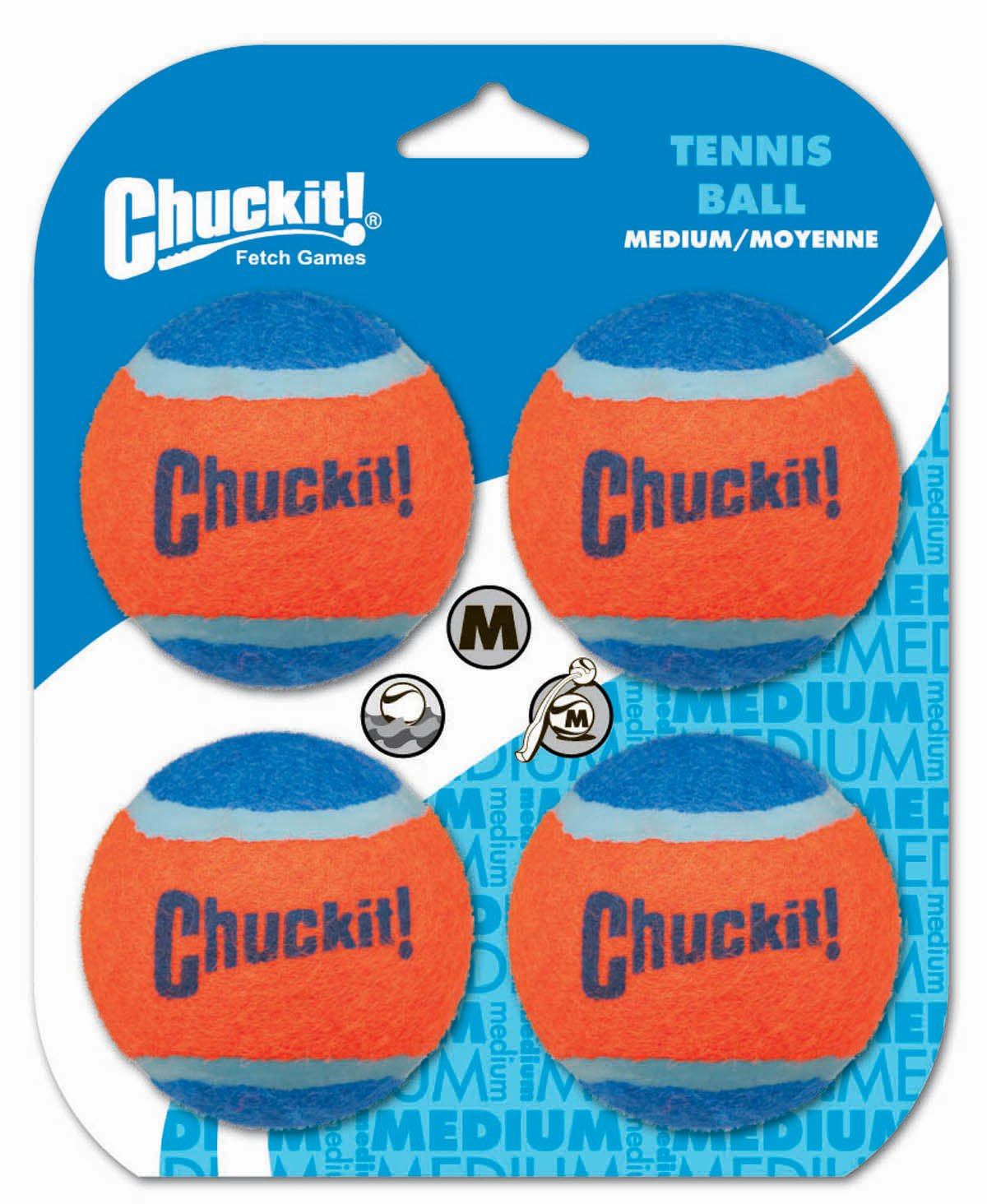 Chuckit! Small Tennis Ball