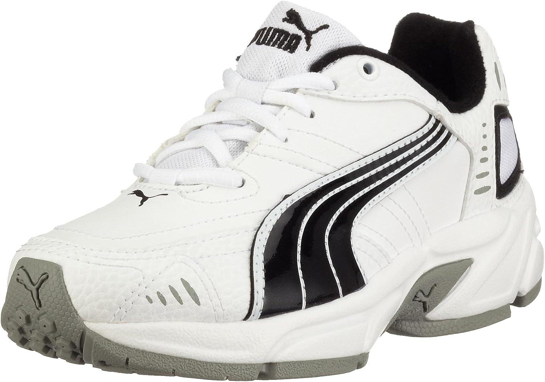 Puma - Zapatillas de Gimnasia de Material Sintético para niño, Color, Talla 31 EU: Amazon.es: Zapatos y complementos