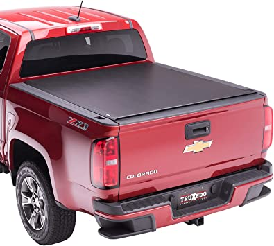 Amazon Com Truxedo Lo Pro Soft Roll Up Truck Bed Tonneau Cover 549801 Fits 15 20 Gmc Canyon Chevrolet Colorado 5 Bed Automotive
