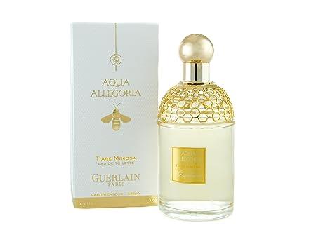 Guerlain Aqua Allegoria Tiare Mimosa By Guerlain For Women Eau De Toilette Spray, 4.2-Ounce 125 Ml