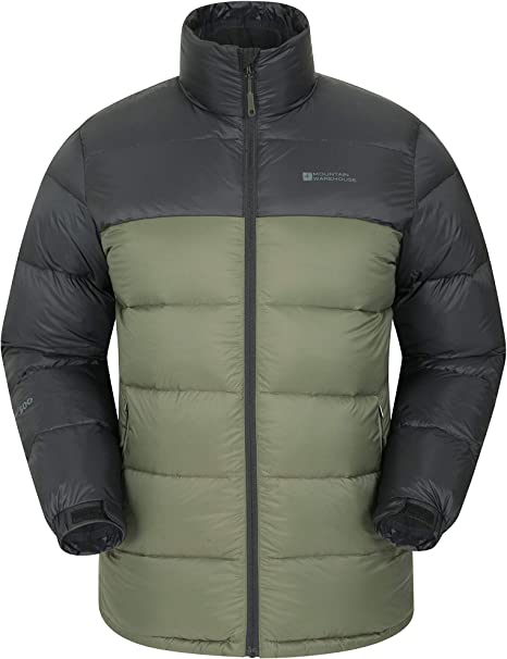 Mountain Warehouse Drift Daunenjacke für Herren Warme