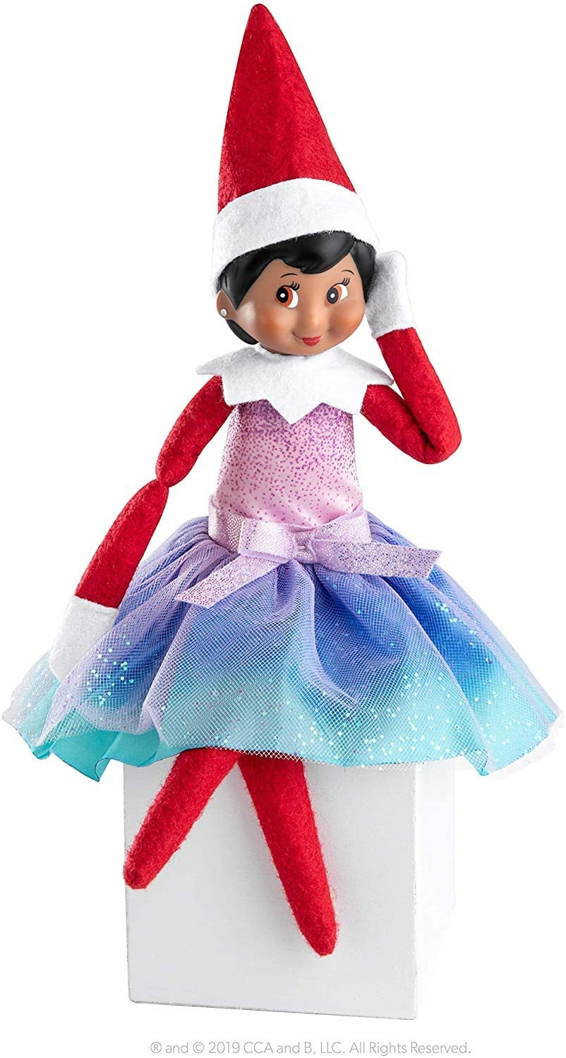 The Elf on the Shelf Claus Couture Pastel Polar Princess