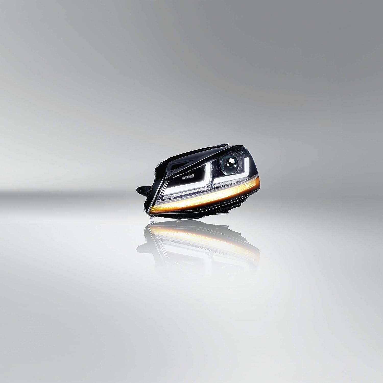 Osram Ledriving Led Scheinwerfer Chrome Edition Als Xenonersatz Zur Umrüstung Auf Led Ledhl104 Cm Für Linkslenkerfahrzeuge 1 Komplett Set Auto