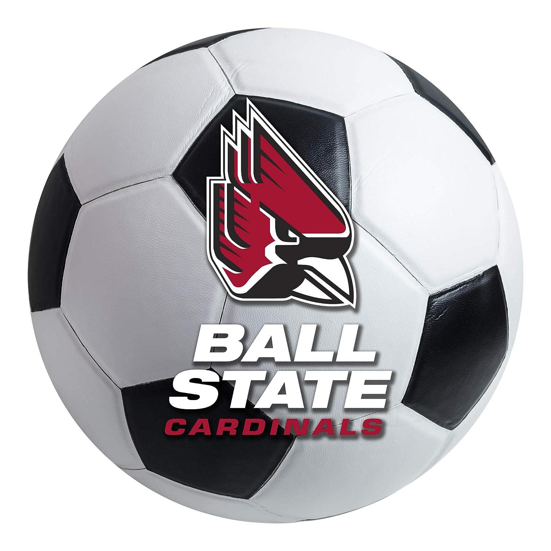 FANMATS NCAA Ball State University Cardinals Nylon Face Tailgater Rug