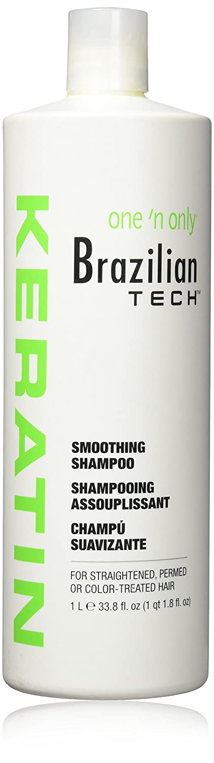 One N Only Brazilian Tech Keratin Smoothing Shampoo