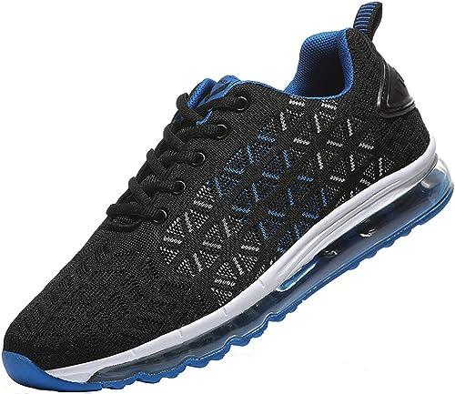 VITIKE Zapatillas Running para Hombre Aire Libre y Deporte ...