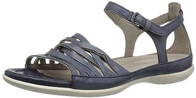 cee2a14d9de3f0 ECCO Damen Flash Offene Sandalen  Amazon.de  Schuhe   Handtaschen