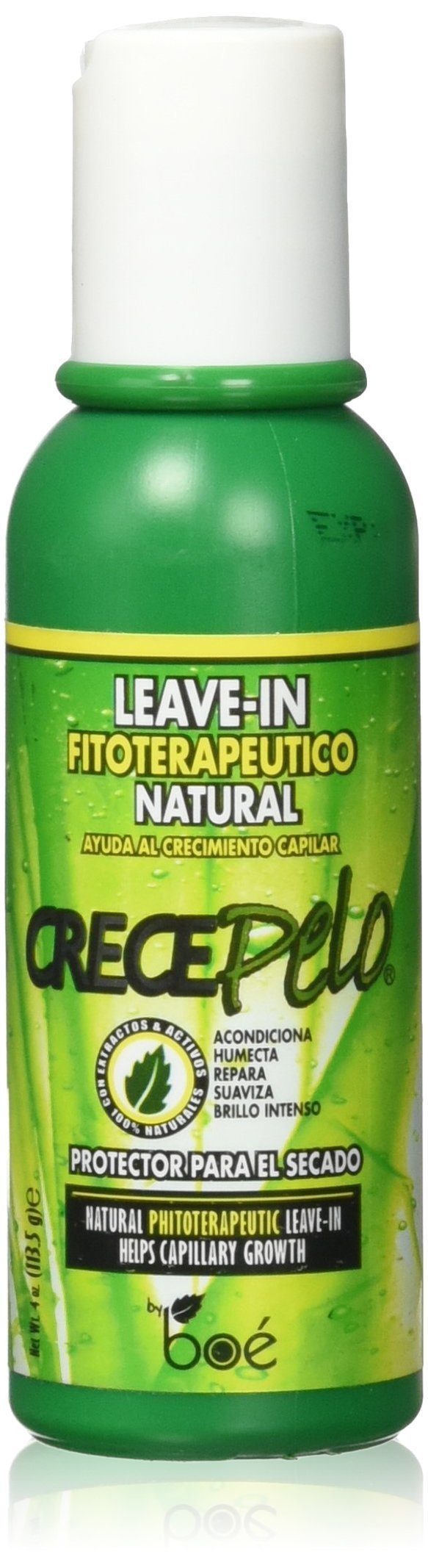 Boe Crecepelo Phitoterapeutic Leave‑In, 4 Ounce