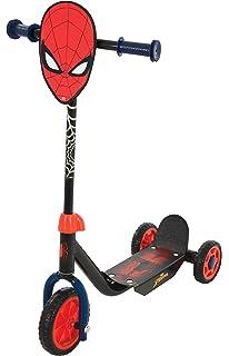 Amazon.com: Wonders-Shop-USA New My Spider man Kick Scooter ...