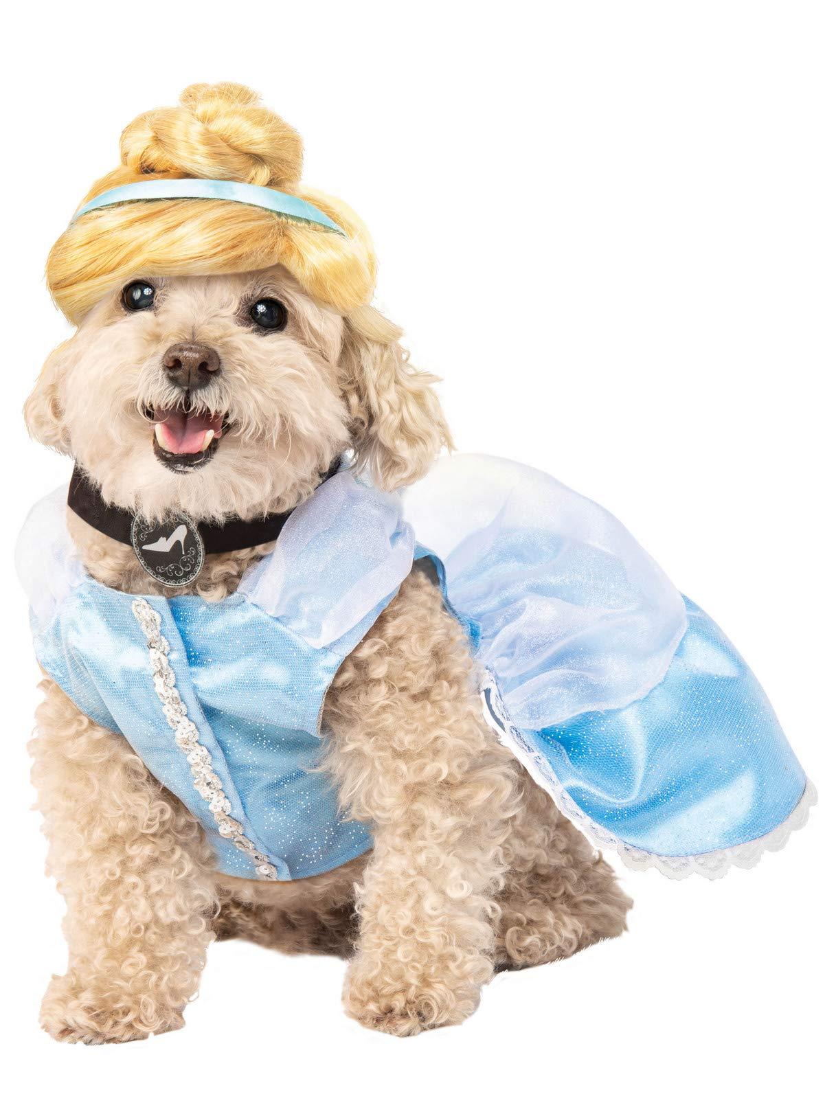 Rubie's Disney: Princess Pet Costume, Cinderella, Small by Rubie's (Image #1)