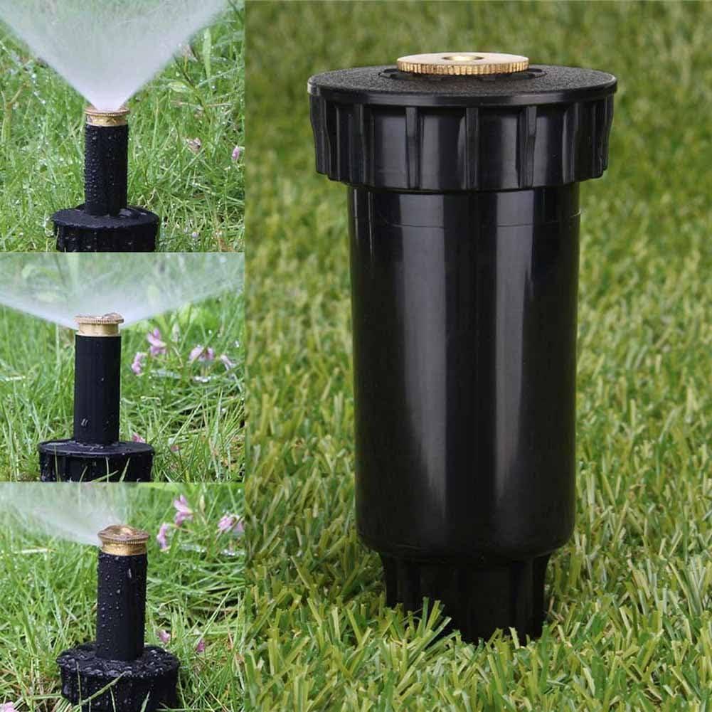10tlg G Art 360 Grad Drehmikro Düsen Sprinkler Rasen Bewässerungszerstäubung