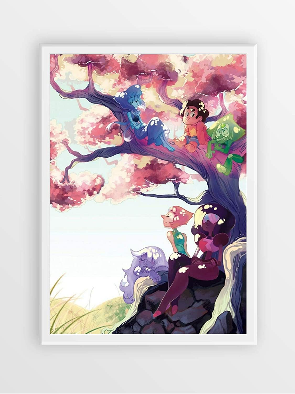 "Steven Universe Garnet 24/""x36/"" poster print"