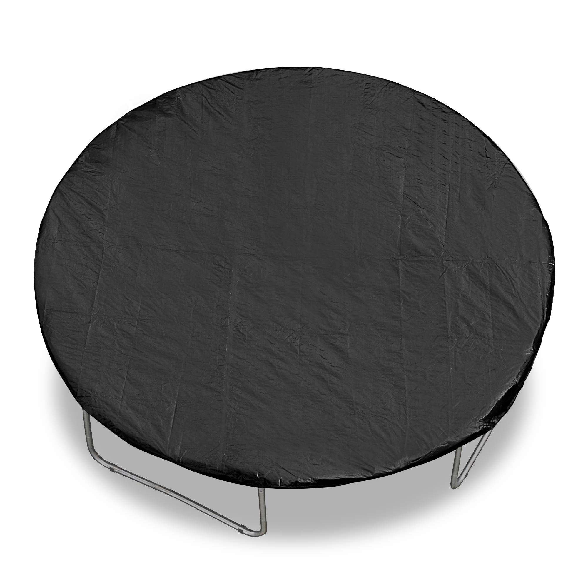 Exacme Round Trampoline Frame Protection Weather Rain Cover (Fit 12 Foot Trampoline Frame) by Exacme