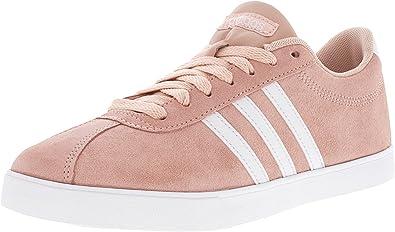adidas Courtset Femmes US 7 Rose Baskets: : Chaussures et Sacs