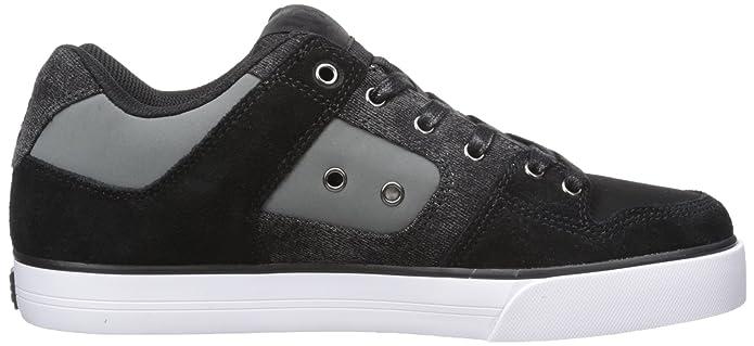 Men's Low 9Amazon Pure Black Shoes Top Dc Se Sneaker USGqMzVp