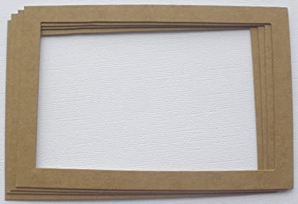 Amazon 3 4 X 6 Picture Frames Photo Frame Unfinished Bare