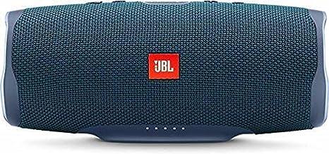 Jbl Charge 4 Bluetooth Lautsprecher In Blau Wasserfeste Portable Boombox Mit Integrierter Powerbank Mit Nur Einer Akku Ladung Bis Zu 20 Stunden Kabellos Musik Streamen Audio Hifi
