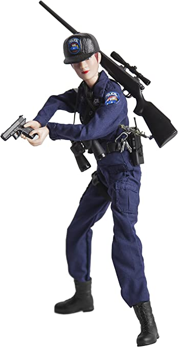 Female Winona Police Sniper Under Shirt Dragon Action Figures - 1//6 Scale