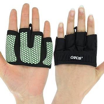 OVOS Gewichtheber Handschuhe Handschuhe Trainings Cross