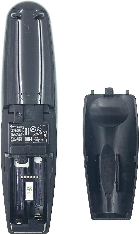 AN-MR650A - Mando a distancia para LG SMART TV W7, G7, E7, C7, B7ASJ9570, SJ9500, SJ8570, SJ857A, SJ8500, SJ850A 49UK6200PLA: Amazon.es: Electrónica