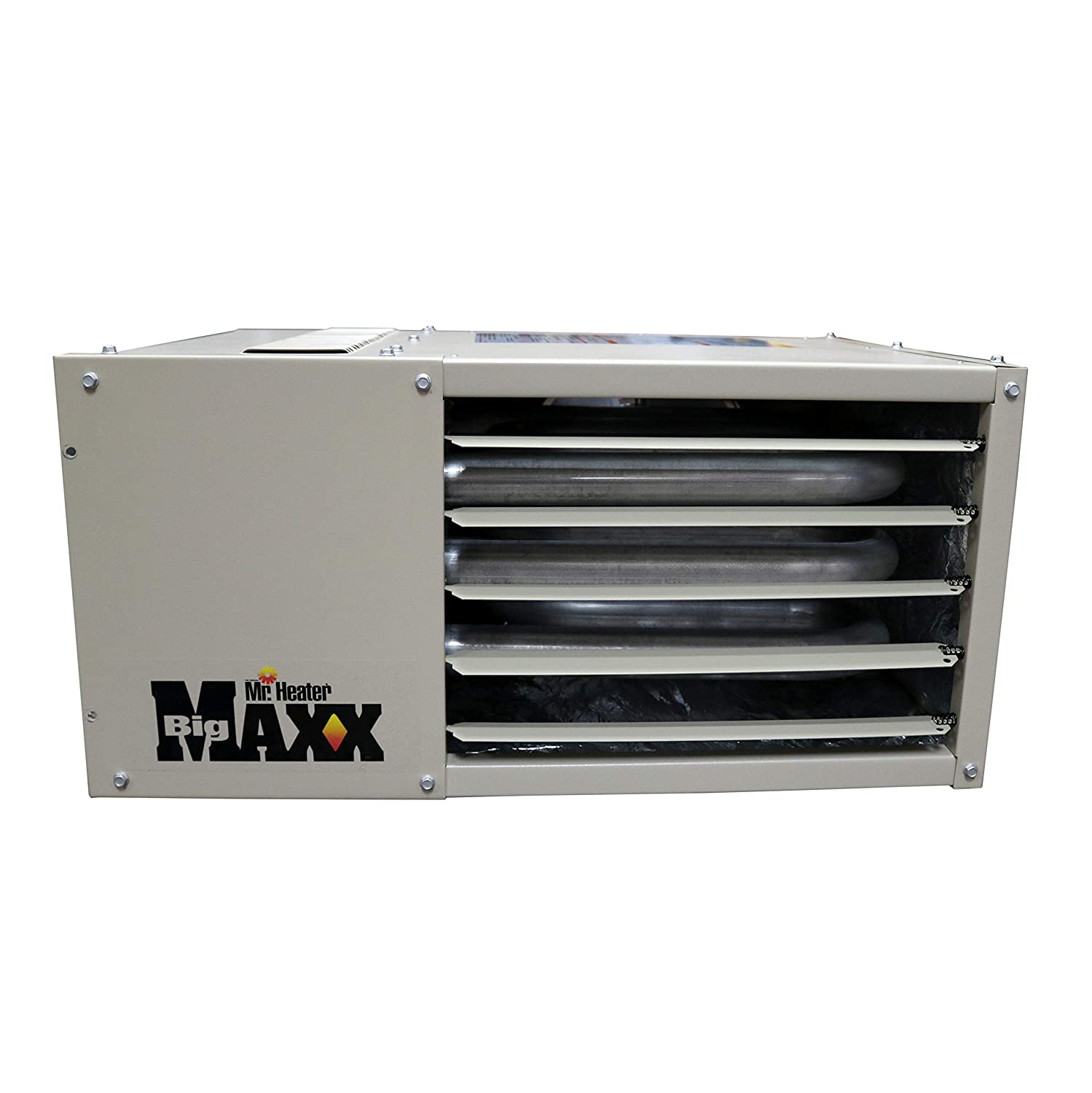 718cd2cb151 Amazon.com  Mr. Heater F260550 Big Maxx MHU50NG Natural Gas Unit Heater   Home   Kitchen
