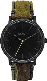 Nixon Men's Porter Leather