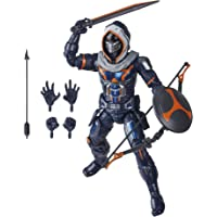 Hasbro Marvel Black Widow Legends Series 6-inch Collectible Taskmaster Action Figure Toy, Premium Design, 5 Accessories, Ages 4 And Up