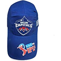 PARALLEL TIMES Delhi Capitals ipl caps for Men and Women 2019 Blue