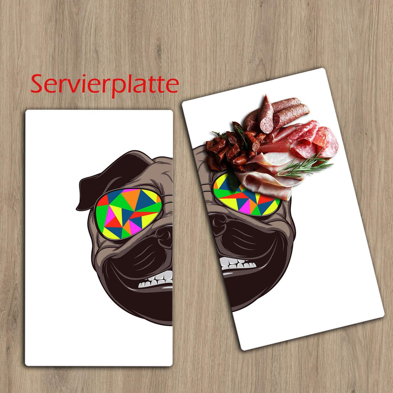Cocina de 2 Piezas para Cubrir la vitrocerámica, diseño de ...