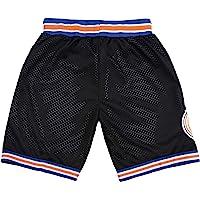 Youth Basketball Shorts 90S Kids Space Jam Tune Squad Shorts S-XL White/Black