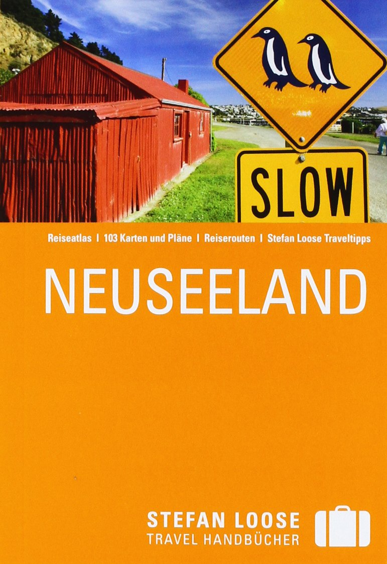 Stefan Loose Reiseführer Neuseeland