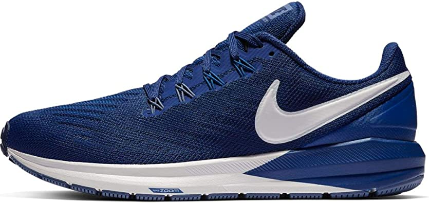 Nike Air Zoom Structure 22 (W), Zapatillas de Running para Hombre, Multicolor (Blue Void/Vast Grey/Gym Blue 404), 41 EU: Amazon.es: Zapatos y complementos