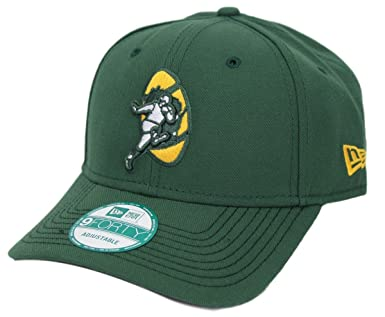 a62252f3 Amazon.com : Green Bay Packers New Era 9Forty NFL