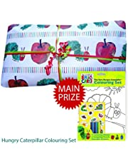 Pass the Parcel Ready Made Party Game - Hungry Caterpillar - 8 to 16 layer options available (08 Layers)