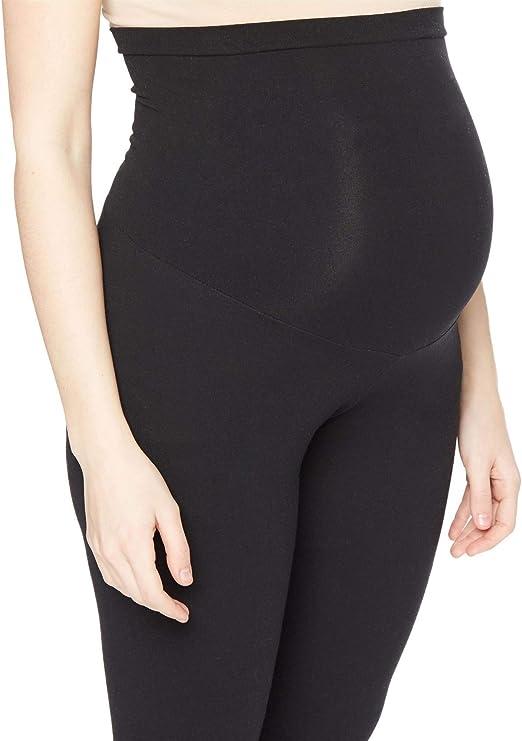 Motherhood Maternity Women's Maternity Essential Stretch Full Length Secret Fit Belly Leggings