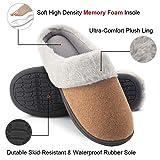 HomeIdeas Women's Woolen Fabric Memory Foam
