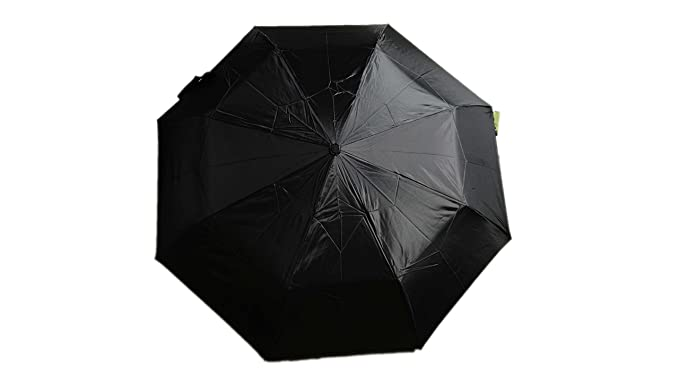 Amazon.com | Raines Automatic Folding Umbrella with 42-inch Wide Canopy and Attached Carrying Loop, Black, 3-pack | Umbrellas
