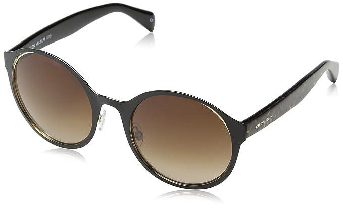 Millen Karen Sunglasses SunglassesBlack55 Km700300155 Women's EHI9D2