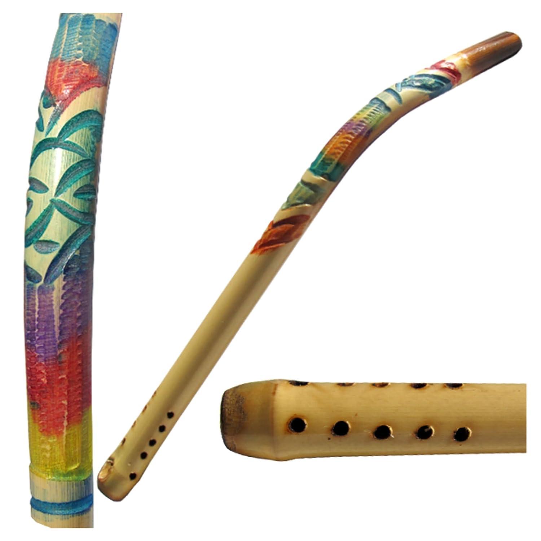 Mate Tee Trinkrohr - Bambus 17cm Bombilla Bambú